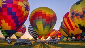 Balloons Over Vermilion