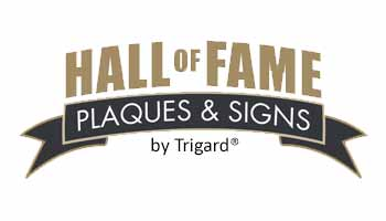 Hall Of Fame Plaques Logo