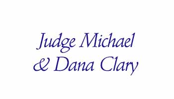 Judge Michael And Dana Clary