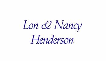 Lon And Nancy Henderson Logo