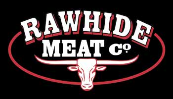 Rawhide Meat Co Logo