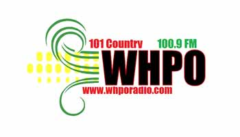 Whpo 101 Country Logo