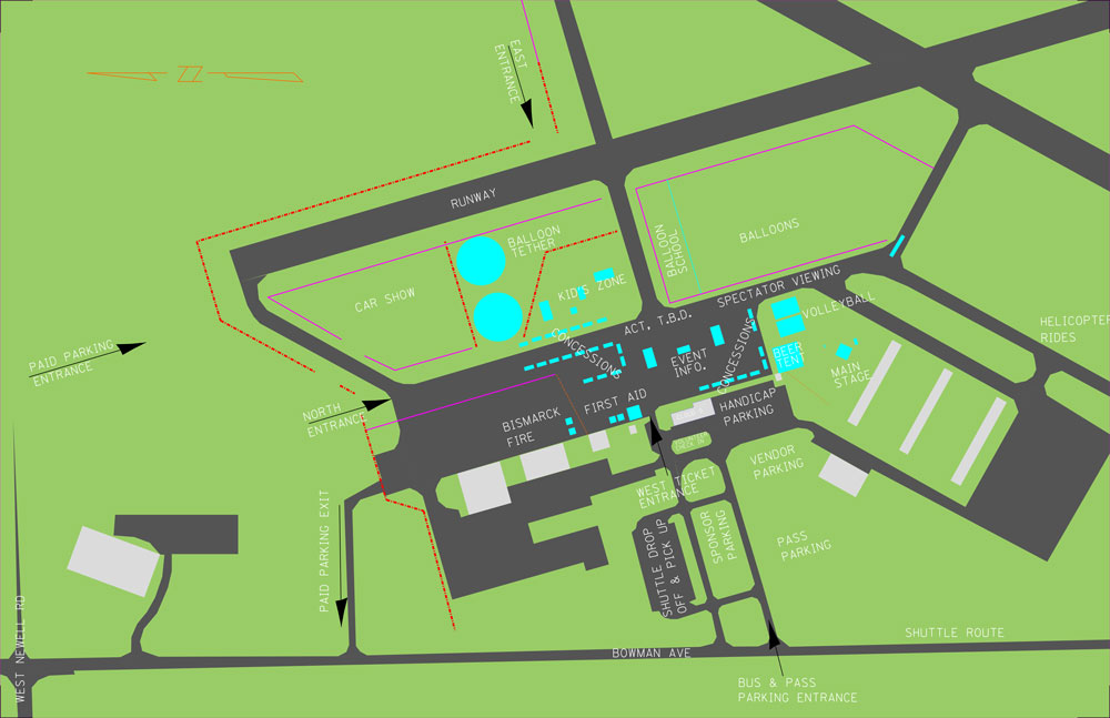 Grounds Map 2018  WEB