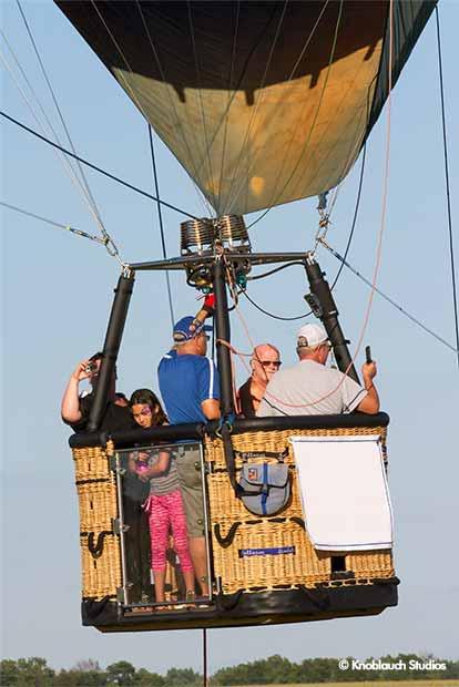 Tethered Balloon Rides