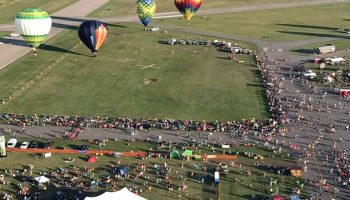 Balloons Over Vermilion Event