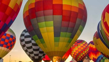 Balloons Over Vermilion Hot Air Balloon Event